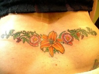tattoo for lower back